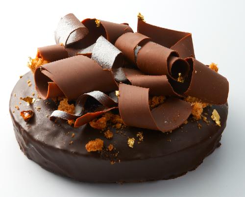 Jean francois piege gateau au chocolat