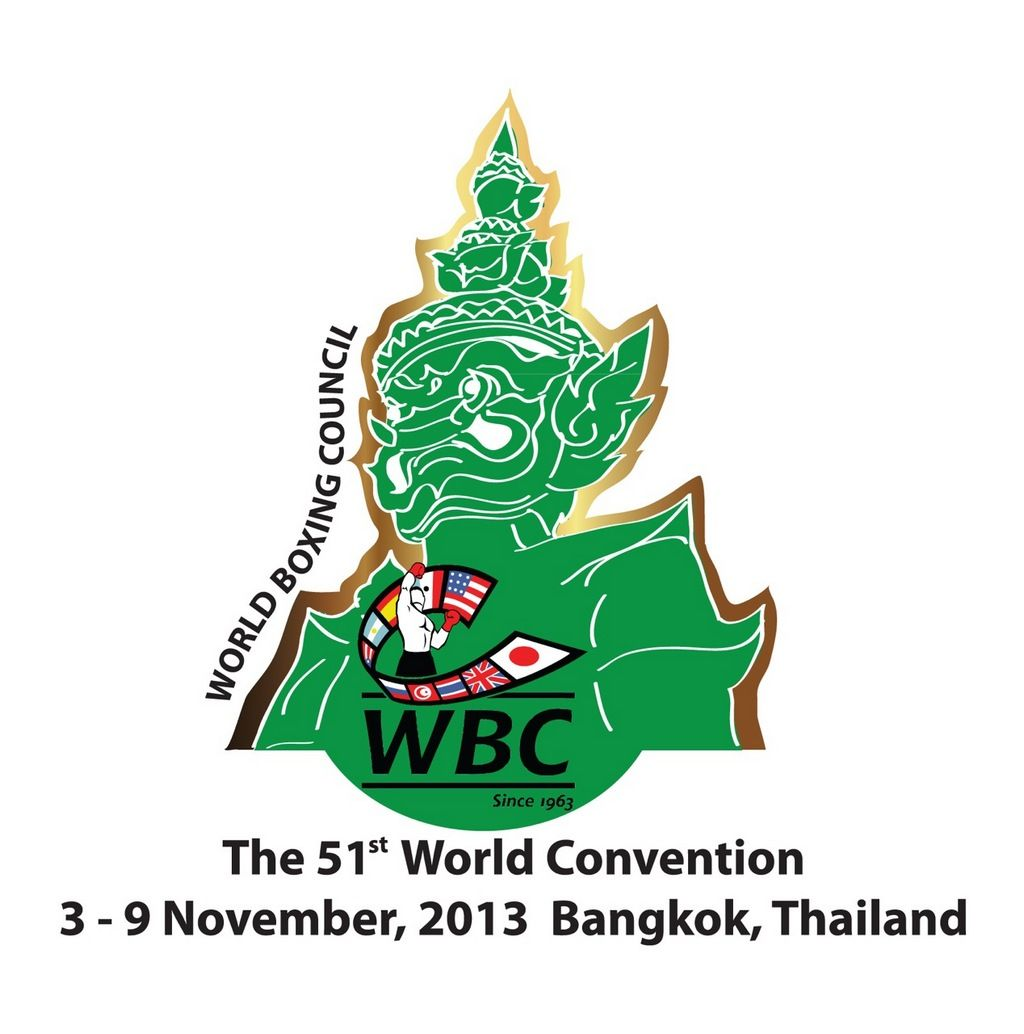 51th WBC World Convention 03.11. - 09.11.2013 in Bangkok