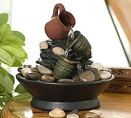 Fuentes de interior feng shui fountain and water fountains - Fuentes de interior baratas ...