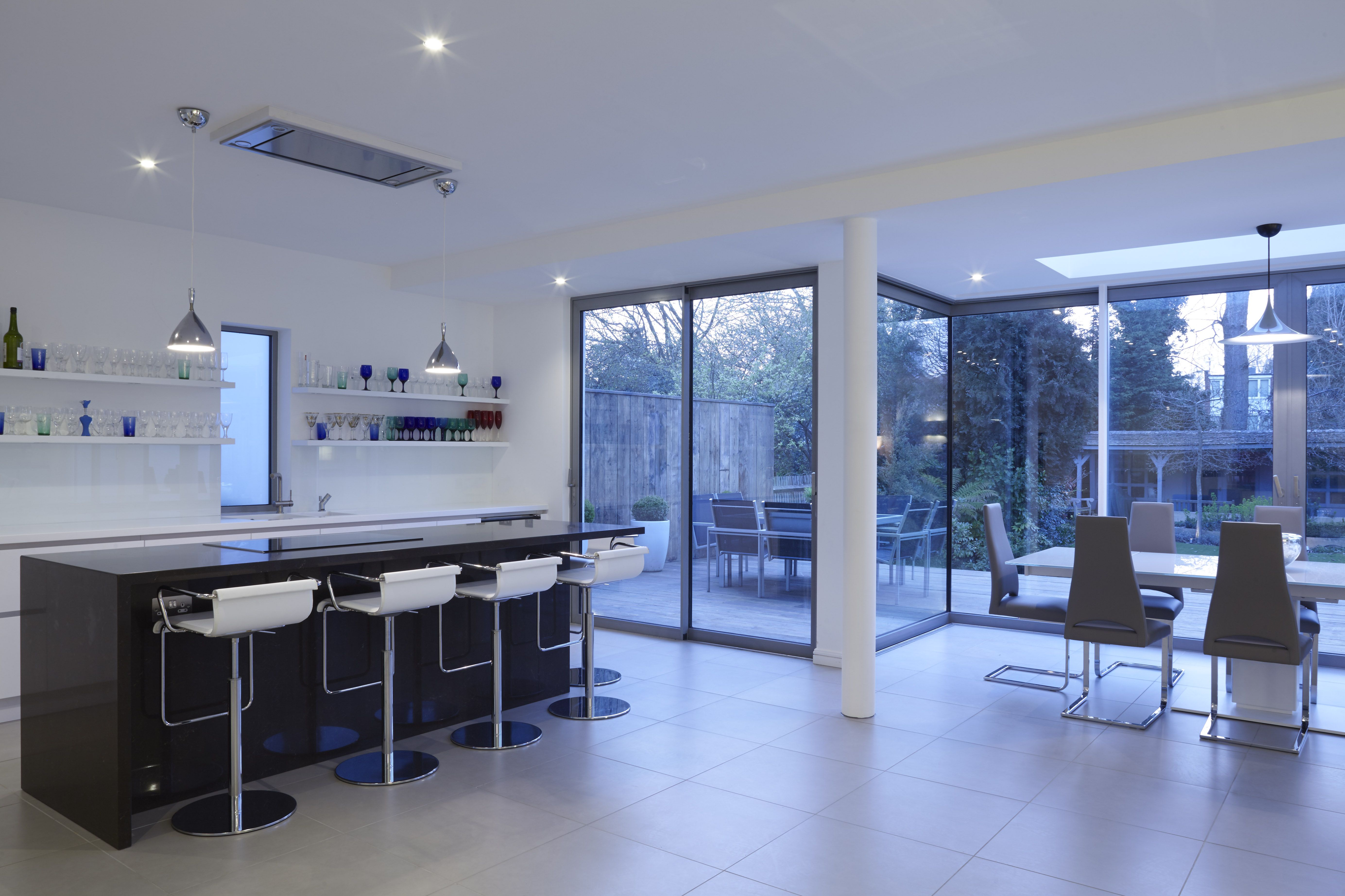 Kitchen extension on Park Road in Chiswick | architecture ...