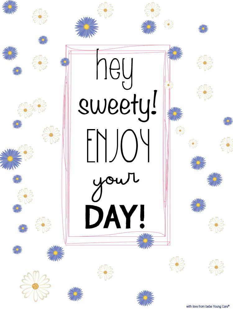 Enjoy your day! www.bebe.de #bebe #bebeyoungcare # ...