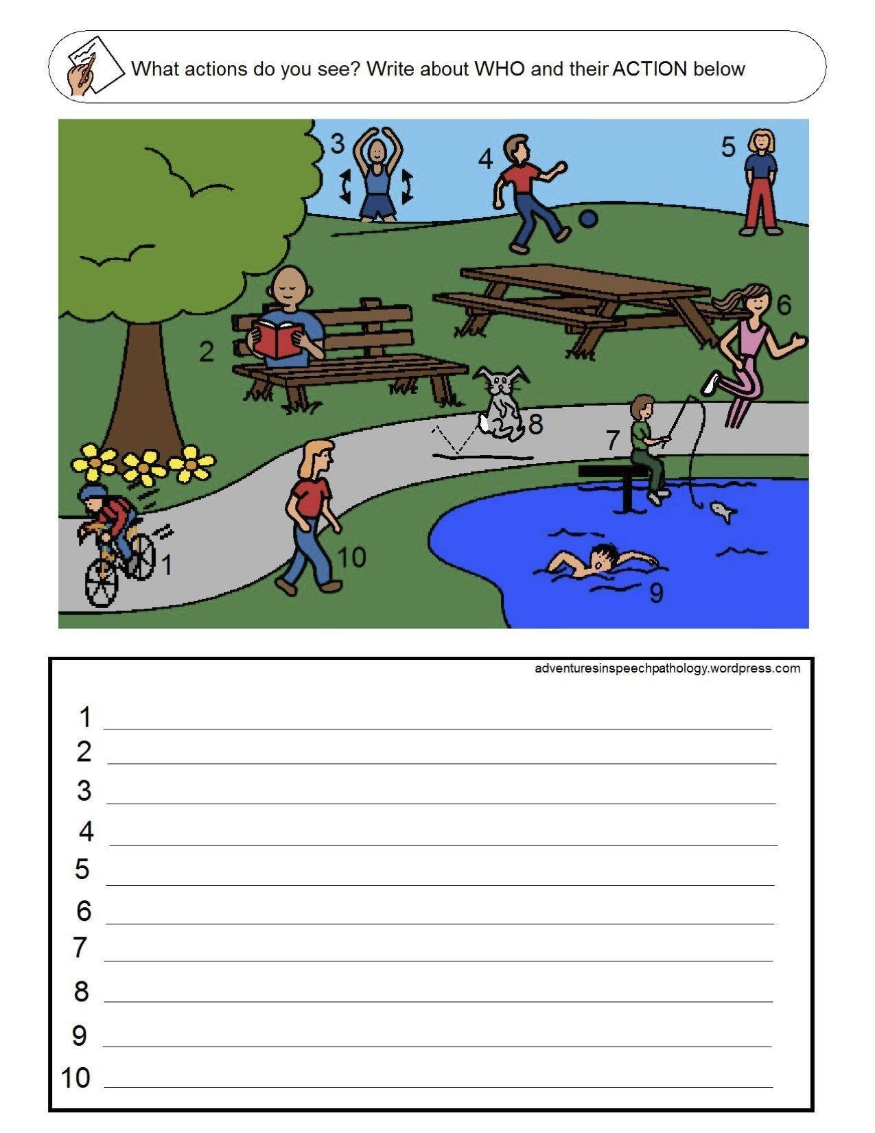 Subject Verb Loaded Worksheets Set 2