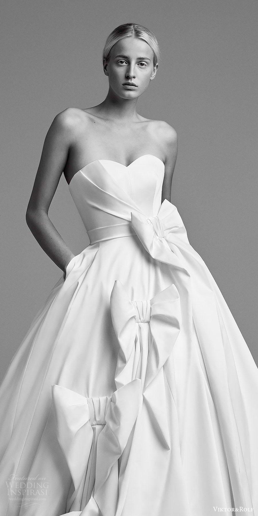 Viktorurolf fall wedding dresses in wedding gowns