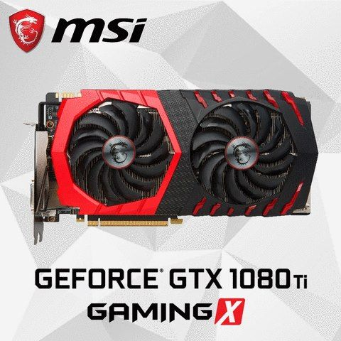 A Close Up Shot Of The New Msi Geforce Gtx 1080 Ti Gaming X 11g Learn More Https Www Msi Com Graphics Card Geforc G Graphic Card Smartphone Gaming Laptops