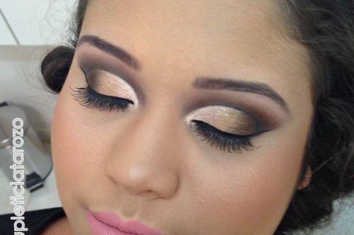 makeup letícia tarozo - Pesquisa Google