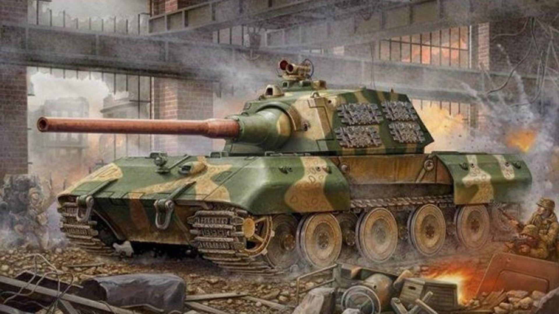 Panzerkampfwagen E-100 wallpaper - Free Wide HD Wallpaper ...