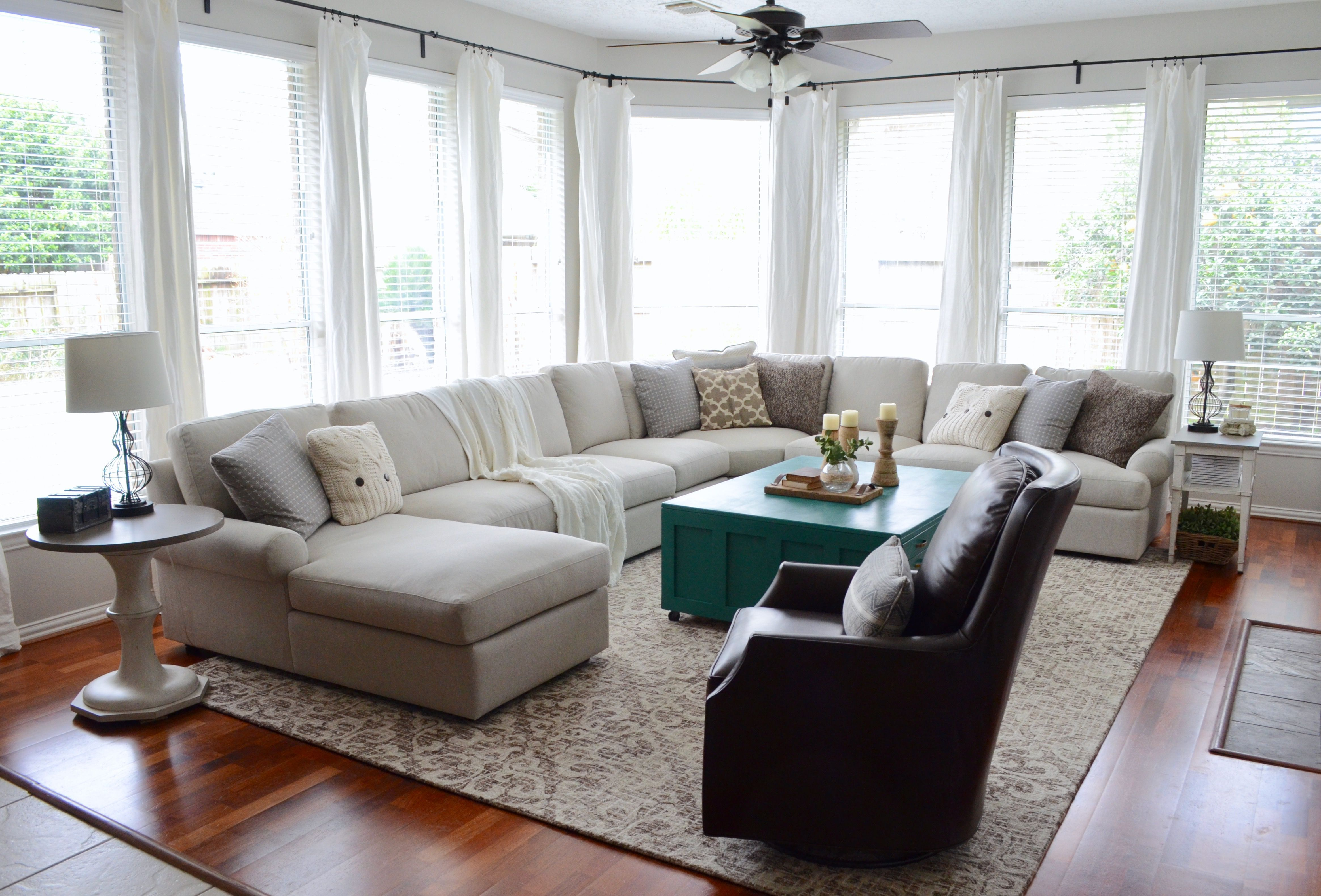 Sawdust Angel | My Dream Living Room with Bassett Furniture Living ...