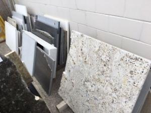 quartz remnants for sale adp surfaces quartz granite remnant blowout sale winnipeg manitoba image