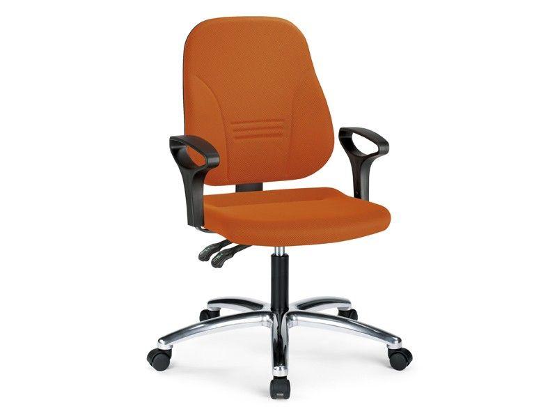 Bürosessel billig  Prosedia Younico 1101, Bürodrehstuhl mit Ringarmlehnen | Günstige ...