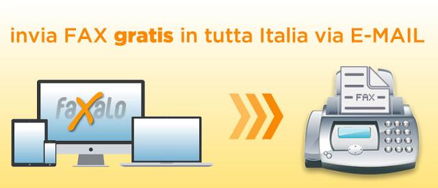 inviare un fax all'estero... - netgamers.it