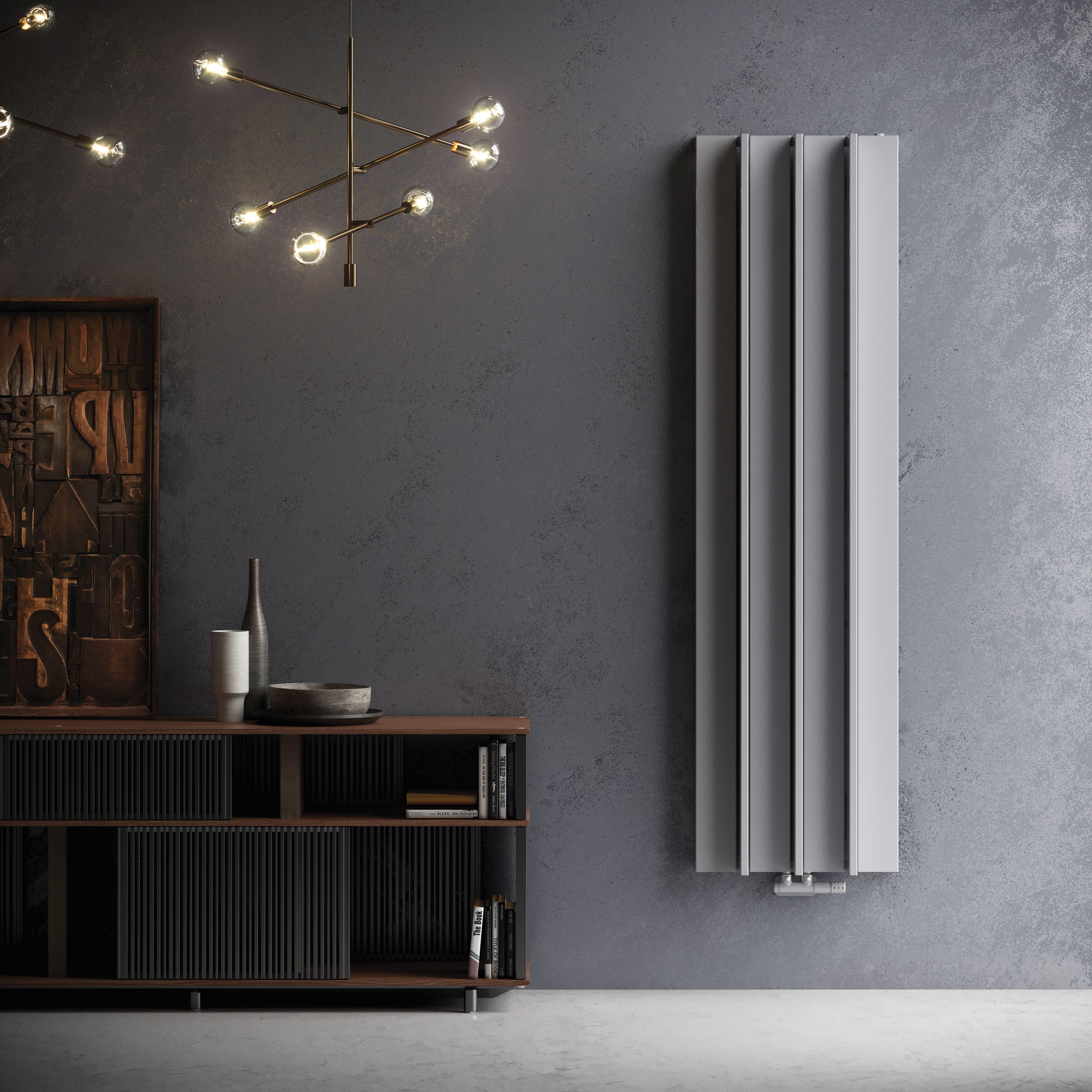 Feuille D Inox À Coller the cordivari roads vertical designer radiator comes