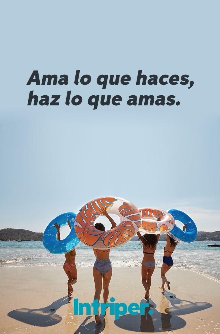 Siempre   #intriper #vive #ama #disfruta #feliz #felicidad #frase #cuote #live #love