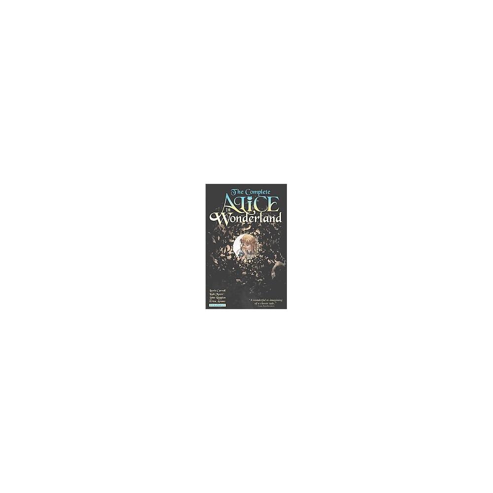 Complete Alice in Wonderland (Paperback) (Lewis Carroll)