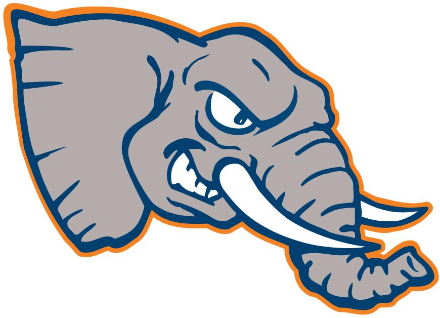 Elephant sports logo - photo#8