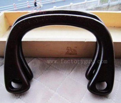 6inch Wooden Handbag Handles Suppliers Purse
