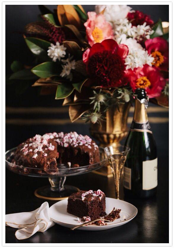 Great evening! Cake floats? Ha!