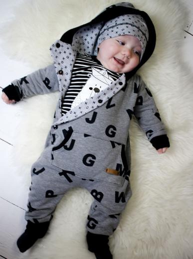 Photo of Toller Anzug mit vielen Variationsmöglichkeiten für die Kleinen – Muster …