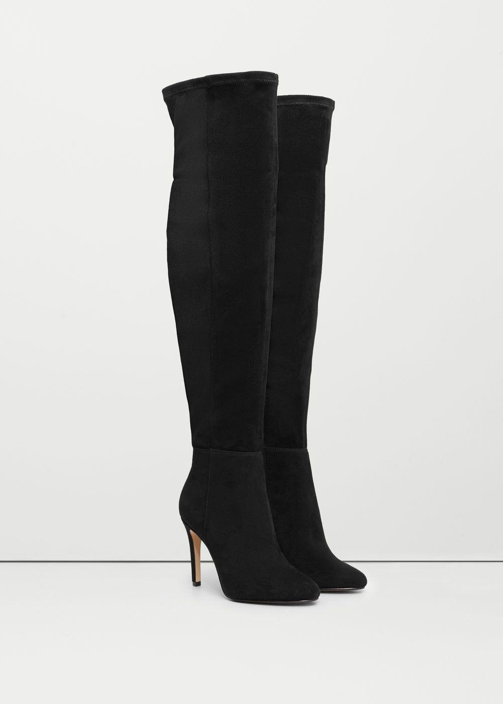 b1a1ed8d76b3c Bota xl tacón - Zapatos de Mujer