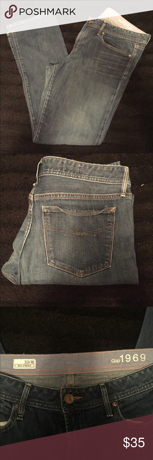 *Sale* Gap Jeans Size 16 Gap 1984 jeans. Only worn a few times. Excellent condition. **Offers welcome** Gap Jeans Straight Leg