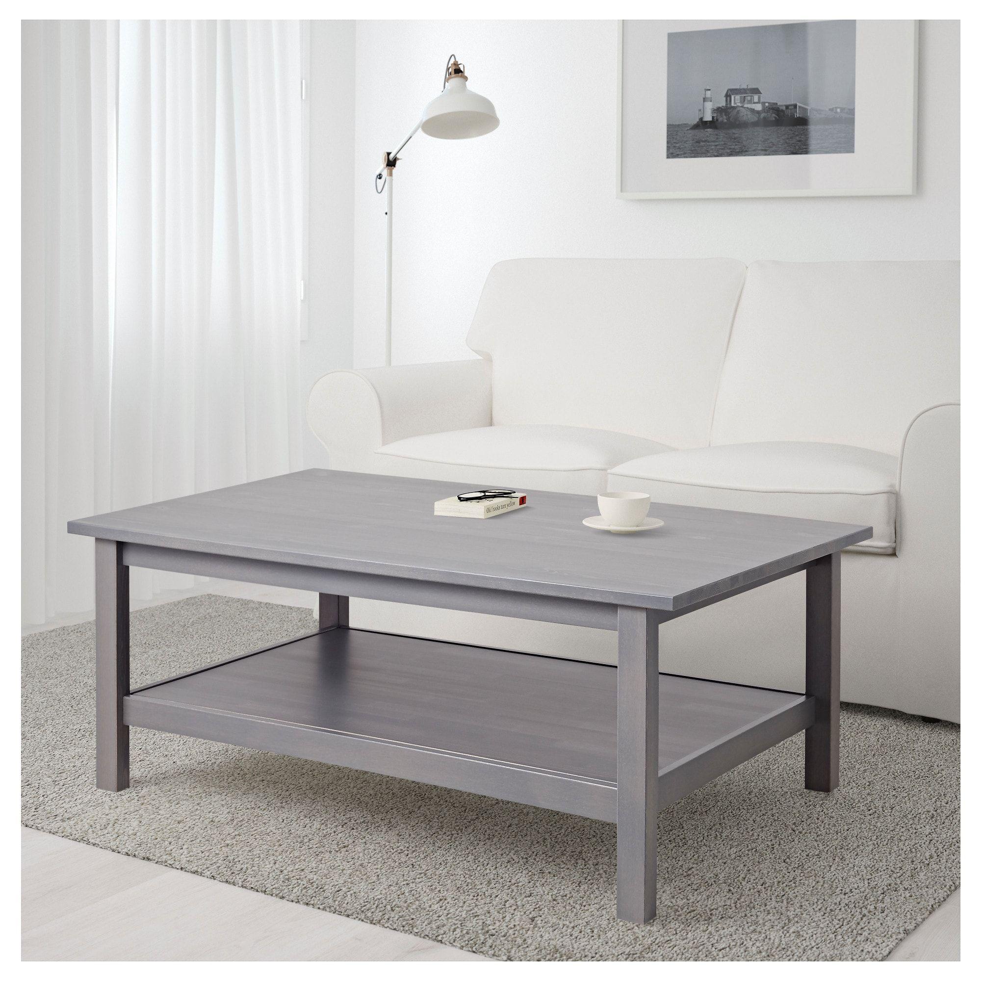 Ikea Hemnes Dark Gray Gray Stained Coffee Table Coffee Table Grey Coffee Table High Gloss Small Living Rooms