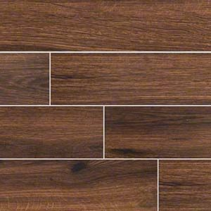 Move over hardwood! Wood look porcelain tile is taking center stage. These new stars offer the look and feel of genuine wood - even some saw marks in a spectrum of styles from reclaimed rustic to modern gray-washed. Choose these stunning yet durable tiles to headline your design! Featured: Palmetto Walnut