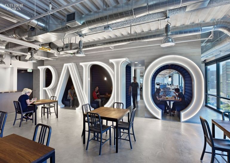 Architecture And Design Firms Worldwide Are Killing It With Office Spaces For Their Own Staff