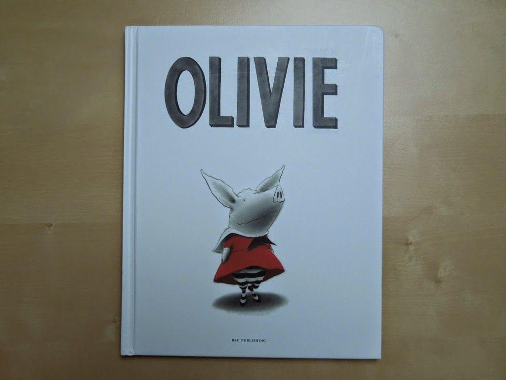 malý pampúch: Olivie