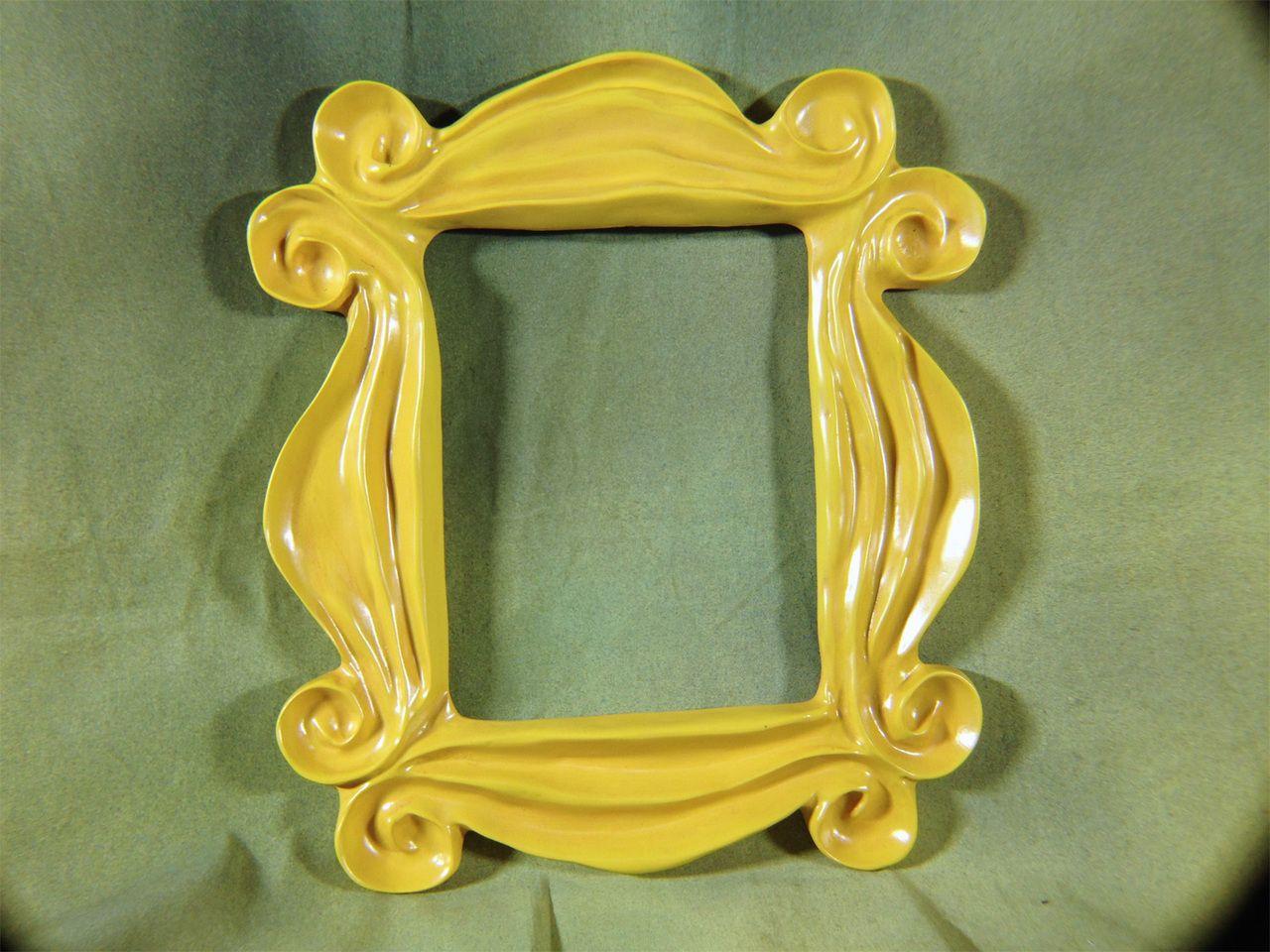 Friends, Monica's Peephole Door Frame, Solid Resin ...
