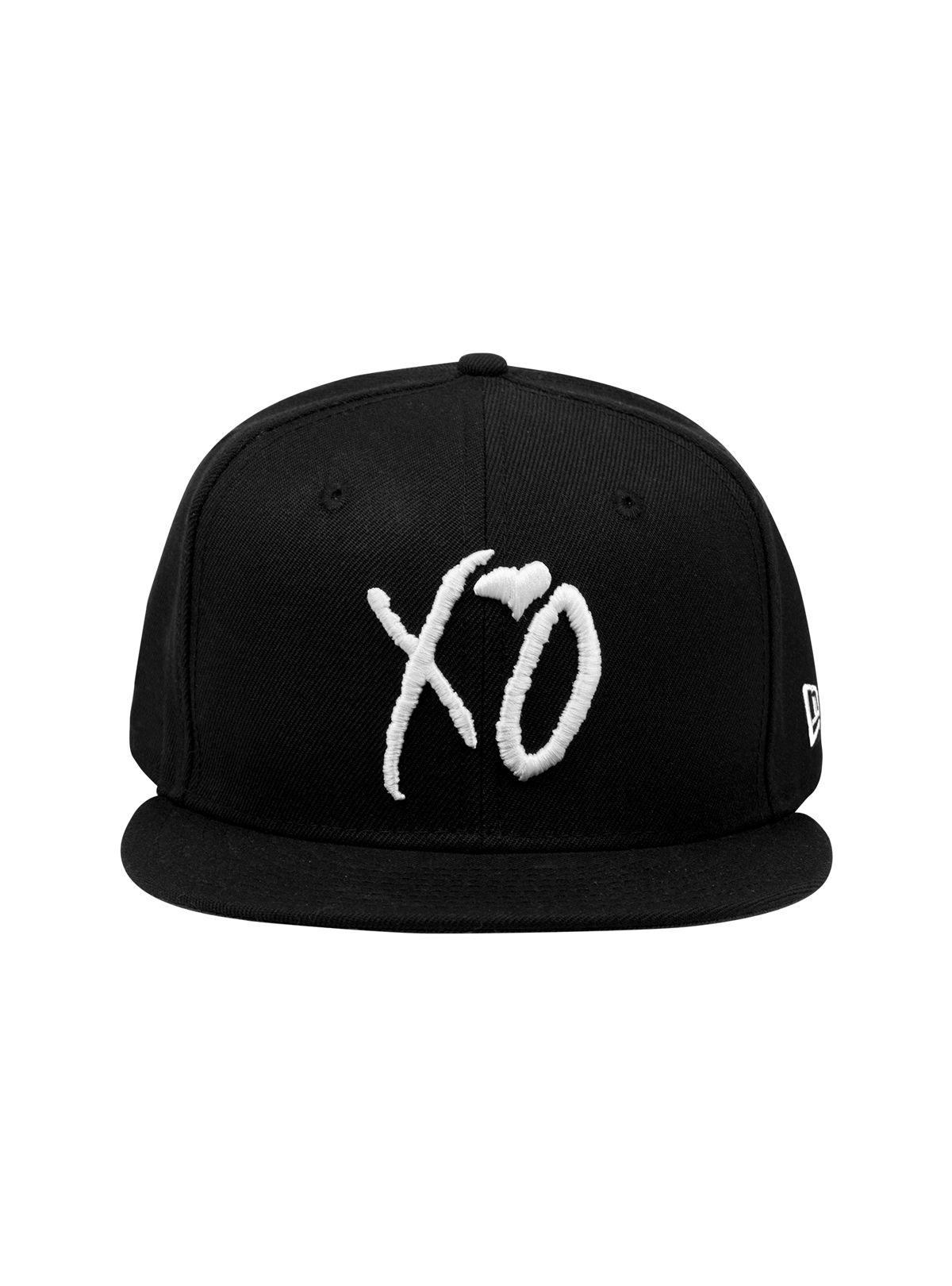 58f87f23ad00a The Weeknd XO Classic Logo New Era 9Fifty Snapback