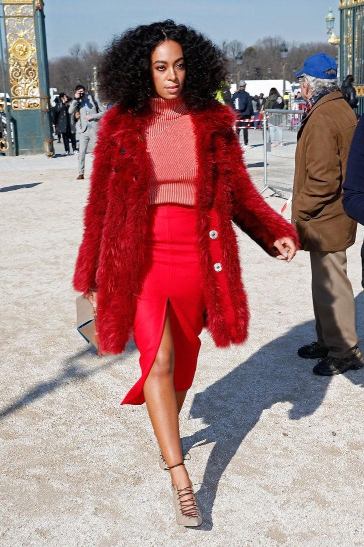 Knowles solange already hands zimmermanns spring collection foto