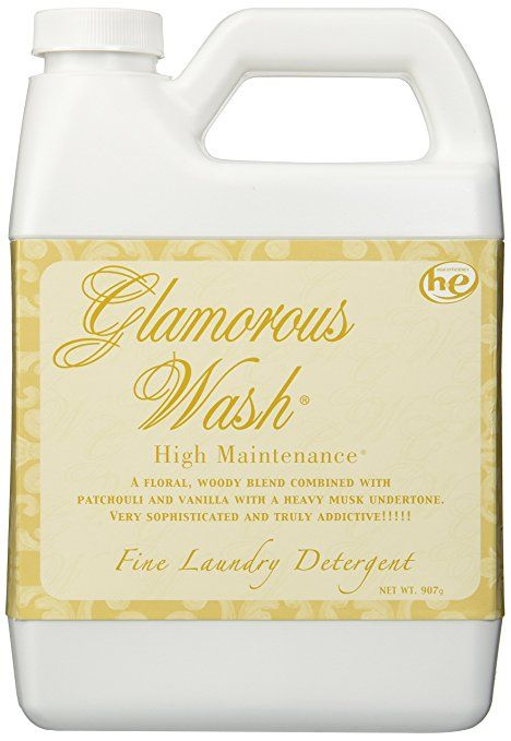 Tyler Glamour Wash Laundry Detergent High Maintenance 32 Fluid