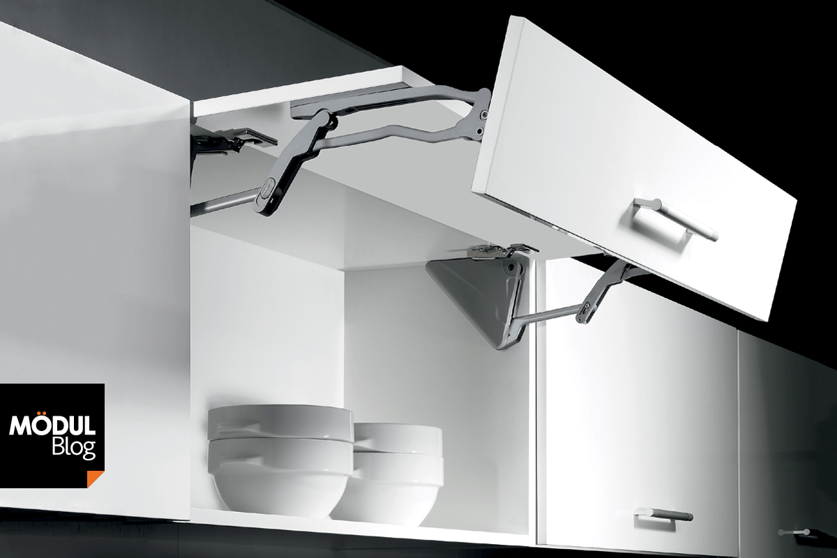 Tu cocina integral con herrajes innovadores y funcionales for Herrajes para muebles de cocina