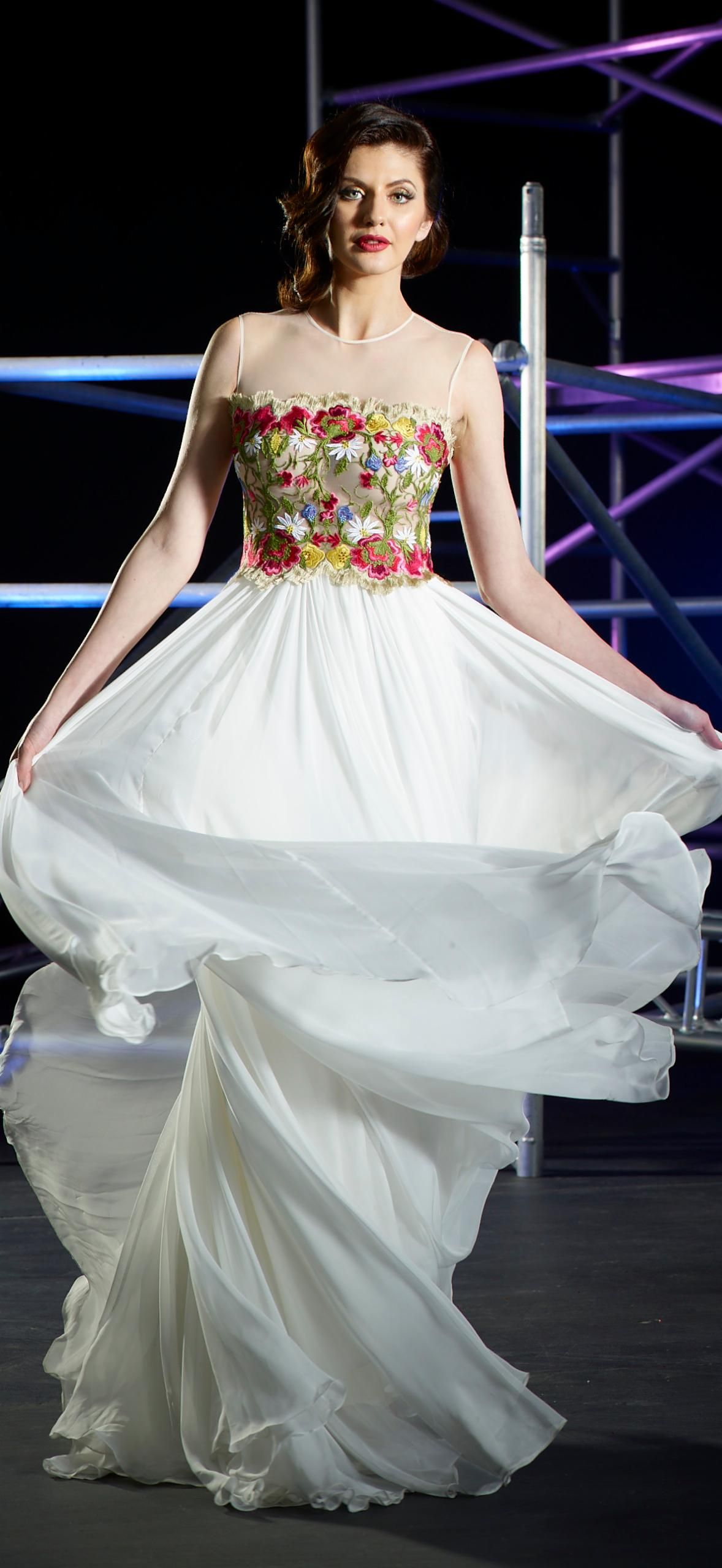 Wedding dress shops in deira dubai  Love in the garden by SYBYHANA Couture Visit one of our stores