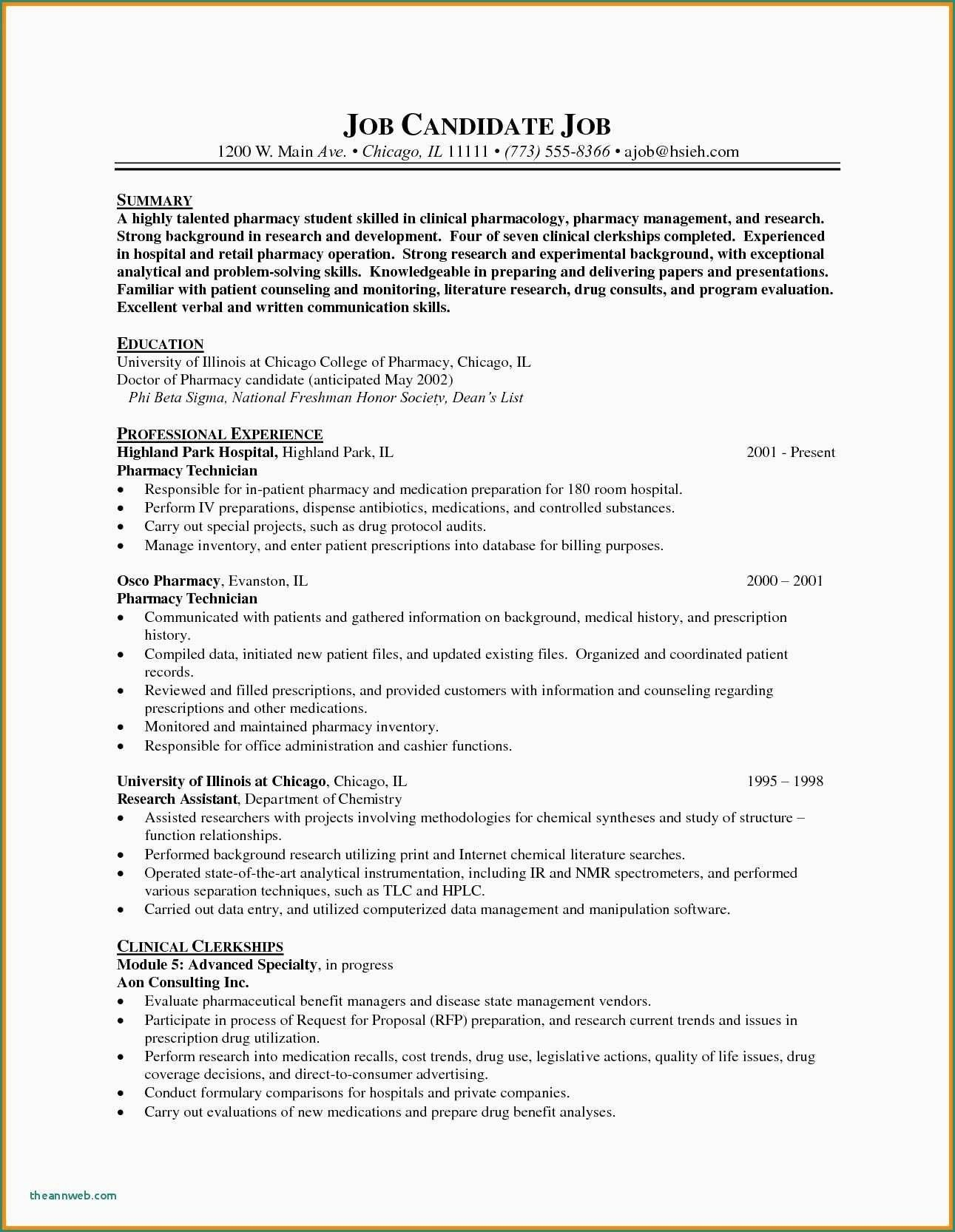 Software Development Manager Resume Best Of Property Manager Resume Example New Resume Examples Prope Resume Skills Pharmacy Technician Cover Letter For Resume