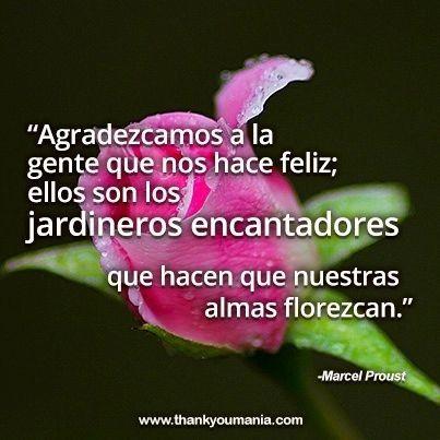 Frases de Agradecimiento Thank you Mania. www.thankyoumania.com