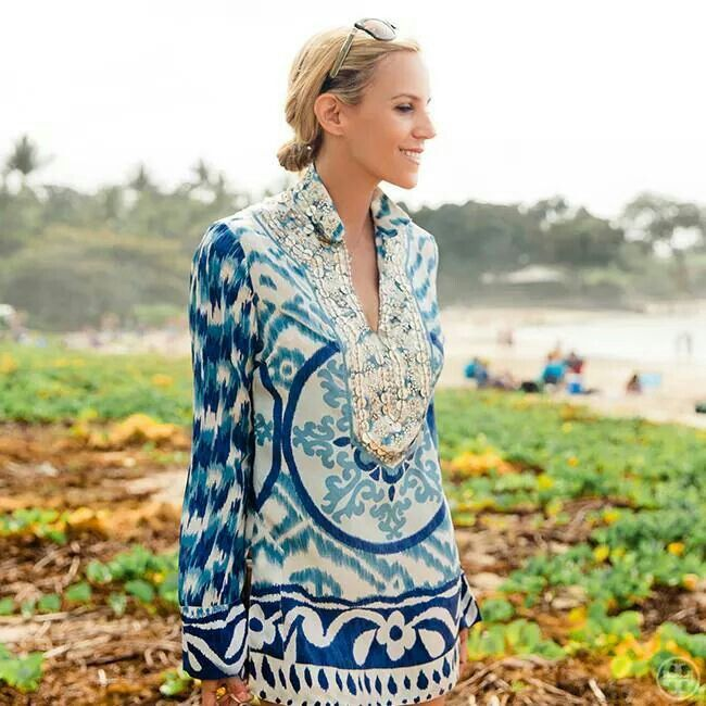 Styling this Summer in tory burch