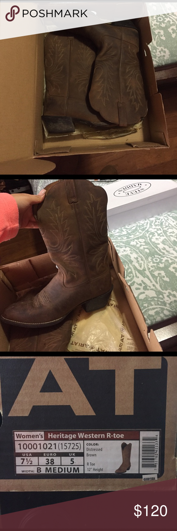 Ariat Western boots | D, Western boots and Westerns