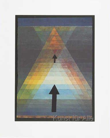 Paul Klee - Eros (1923)