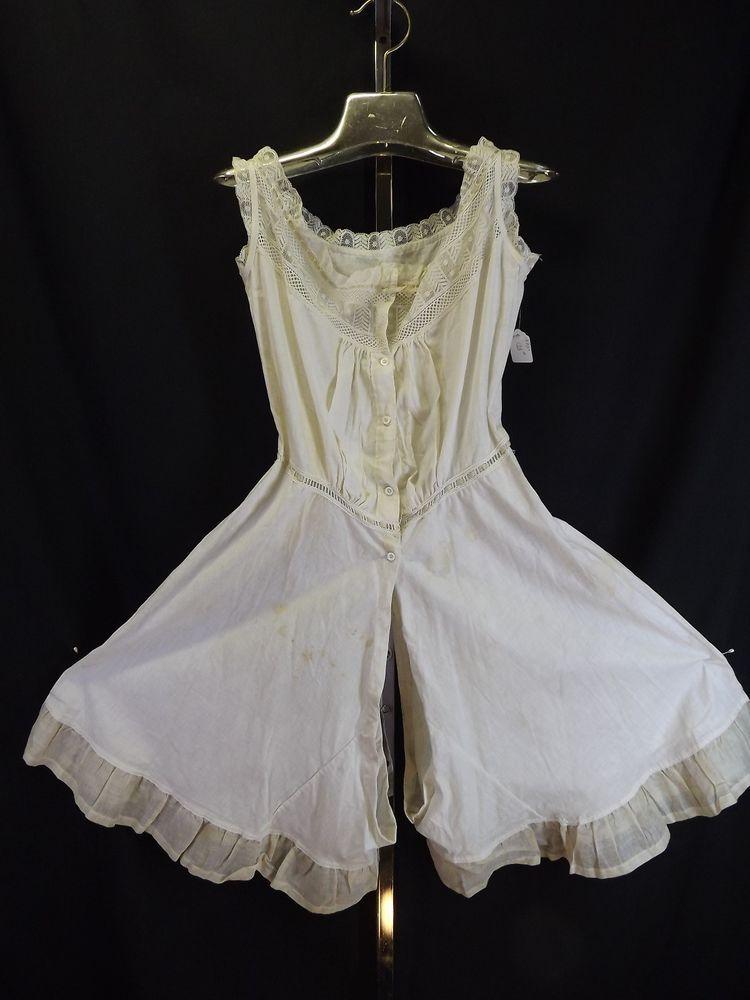 35222dfefa5d Edwardian combination, underwear | Undergarments and lingere ...
