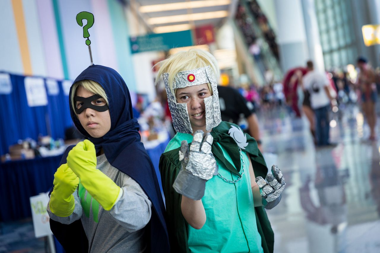 Mysterion and Professor Chaos, South Park. | South park ...