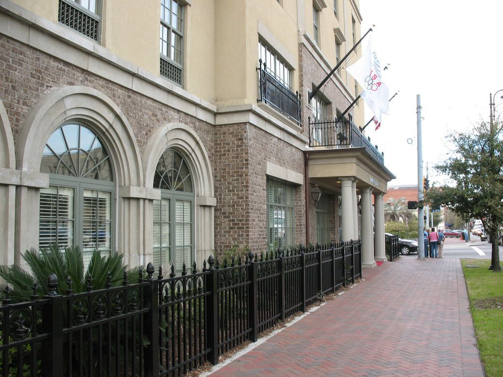 Hampton Inn Suites Savannah Historic District Ga Hotel Reviews Tripadvisor