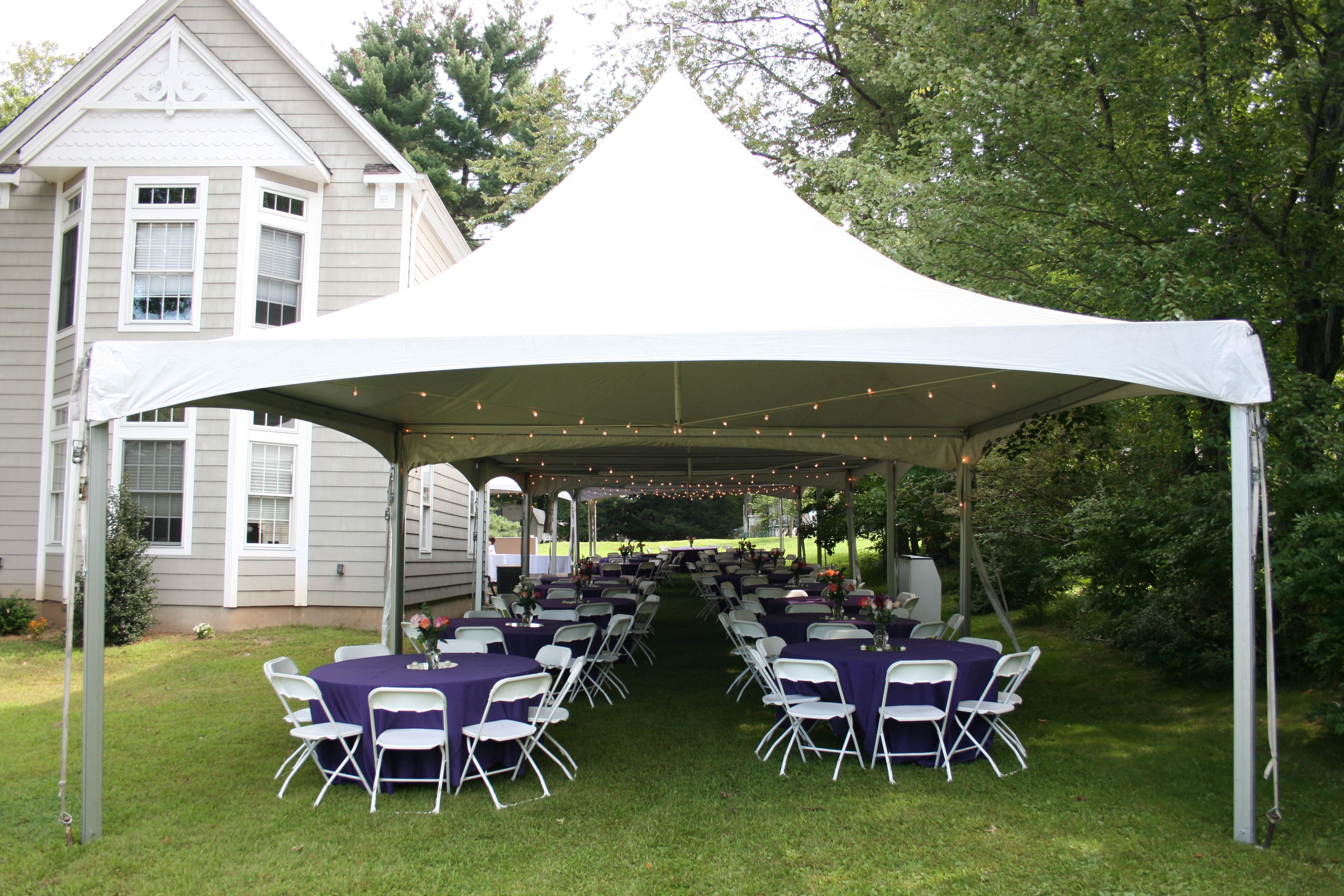 Backyard Rentals For Weddings backyard wedding donesterling party rentals. | weddings