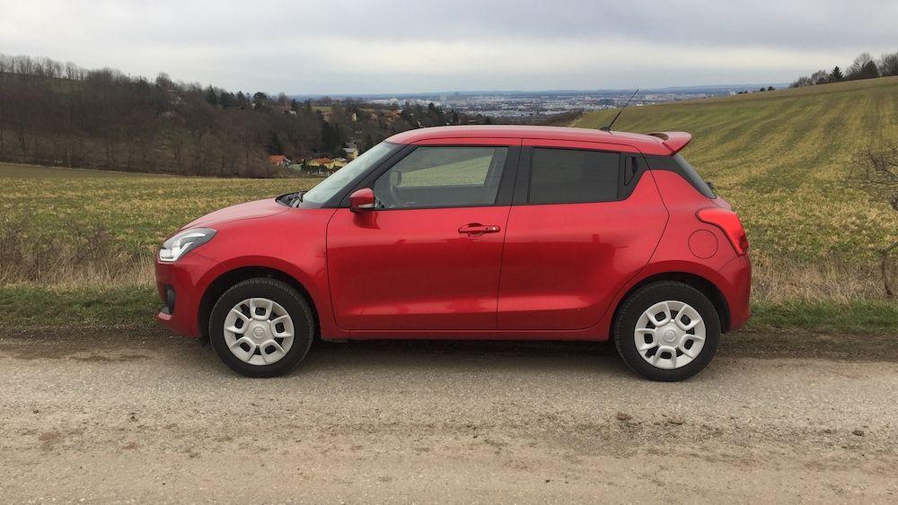 Testbericht Suzuki Swift Seit vielen Jahren baut Suzuki