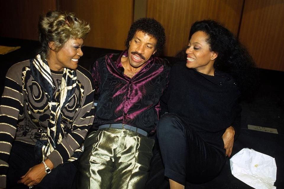 Warwick Richie Ross With Images Diana Ross Supremes Diana