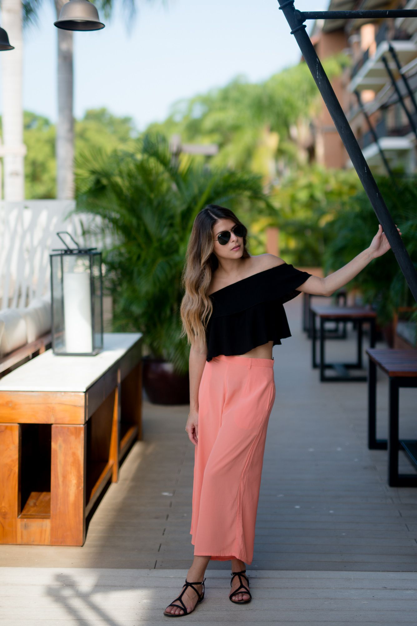 Pam_Hetlinger_Buenaventura_Panama_Off_the_shoulder_top_motel_culotte_pant