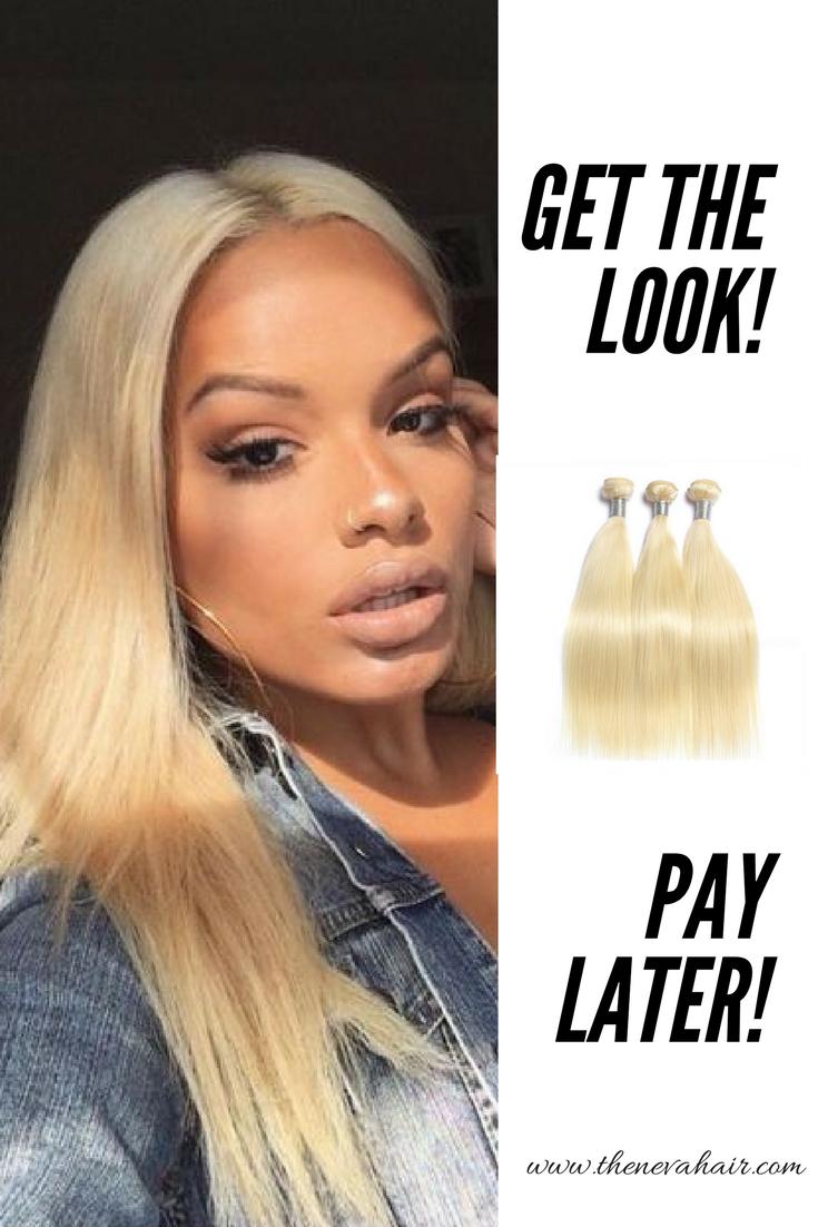 613 Straight Virgin Hair Weave Natural Hair Sets Pinterest Fine