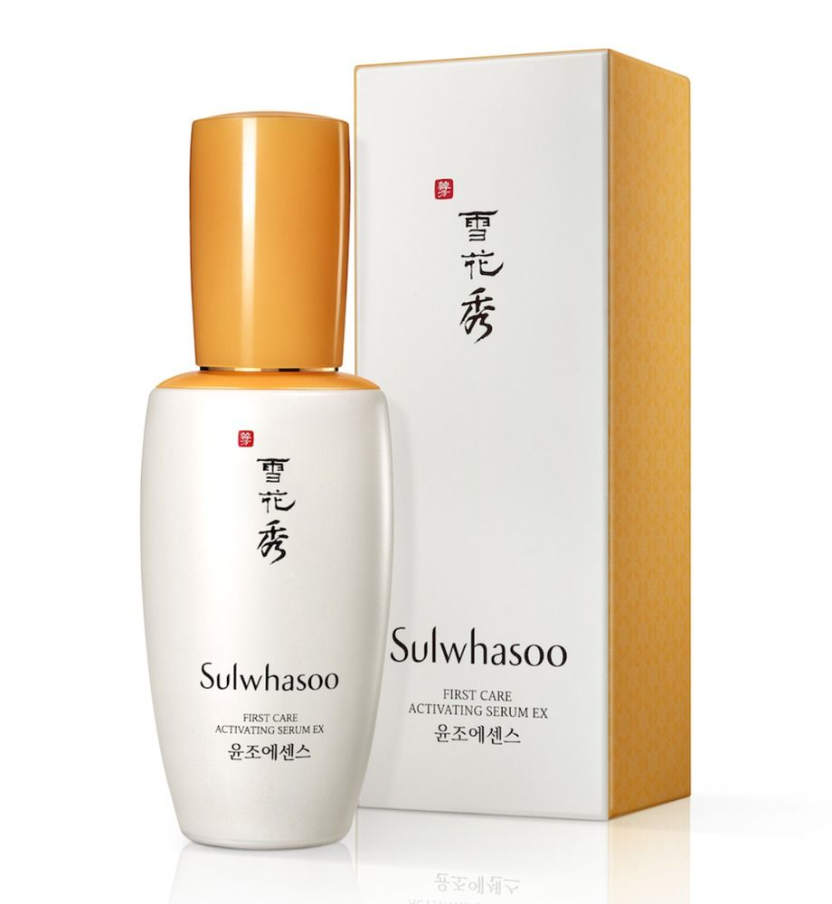 SULWHASOO First Care Activating Serum EX - 60ml Balancing Skin K-Beauty #SULWHASOO