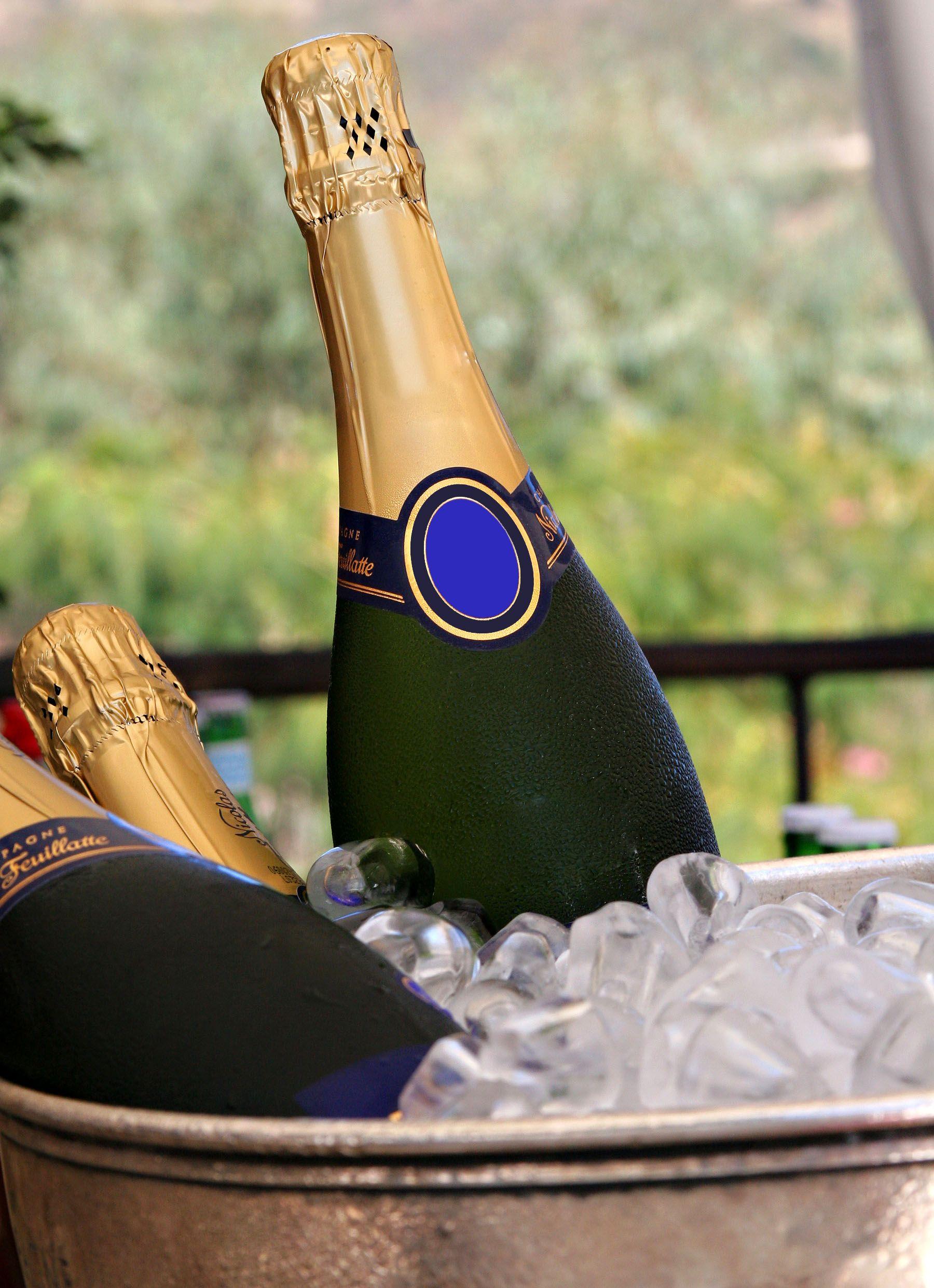 sparkling wine Wedding anniversary celebration, New