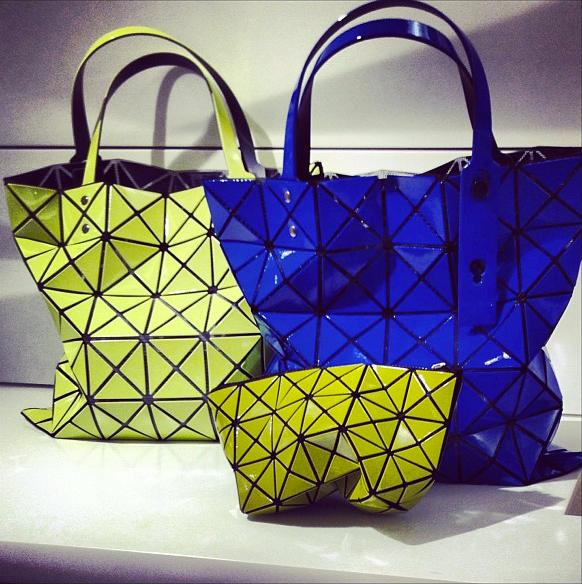 Miyake Origami bags