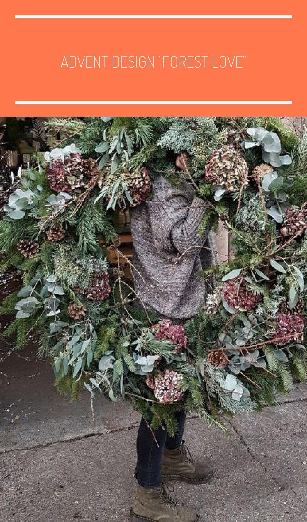 So gehts   The Fresh Flower Company  Dekokränze  weihnachten tischdeko